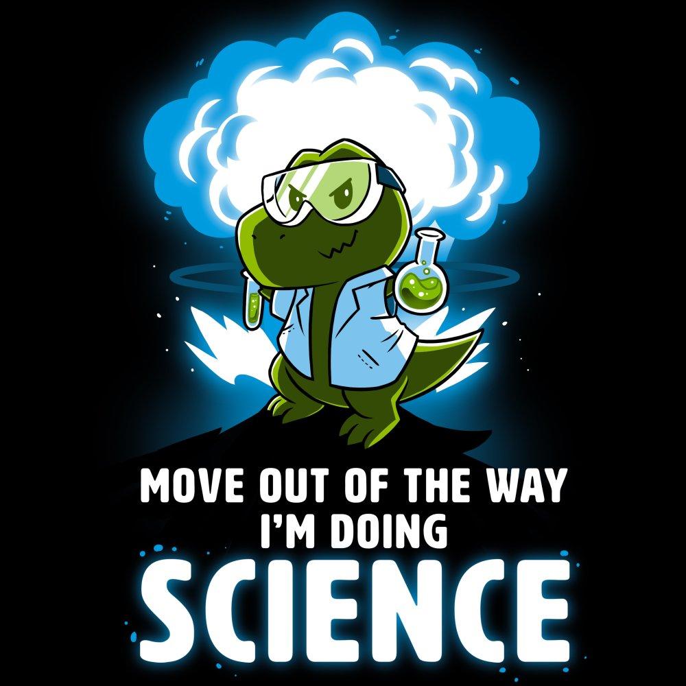 I'm Doing SCIENCE T-Shirt TeeTurtle