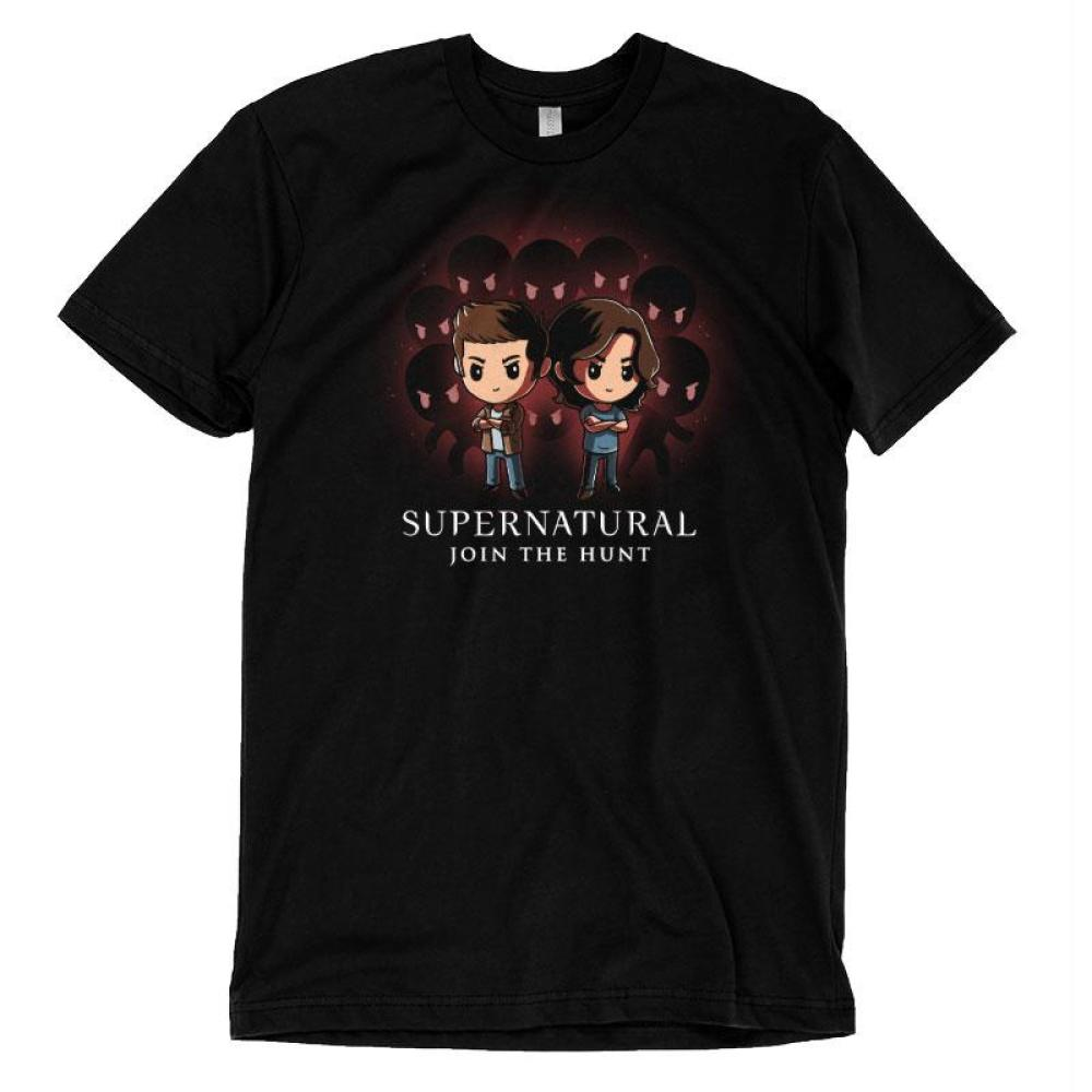 Join the Hunt T-Shirt Supernatural TeeTurtle