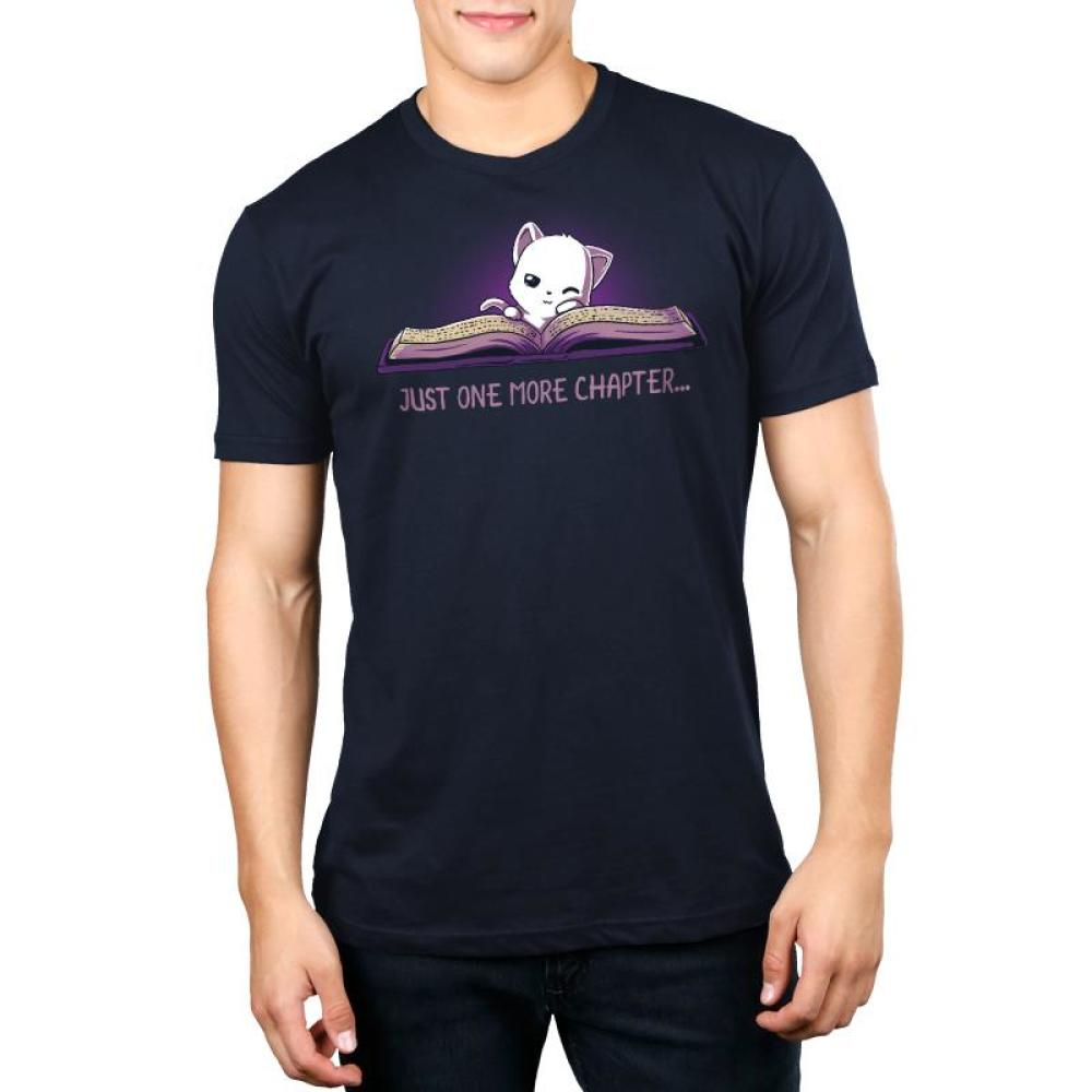 Just One More Chapter Standard T-Shirt Model TeeTurtle