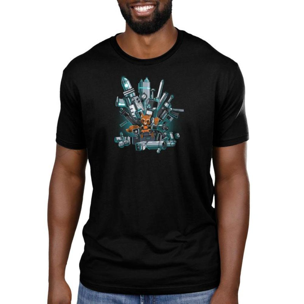 King of the Galaxy Standard T-Shirt Model Marvel TeeTurtle