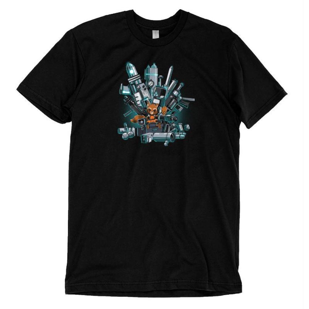 King of the Galaxy T-Shirt Marvel TeeTurtle