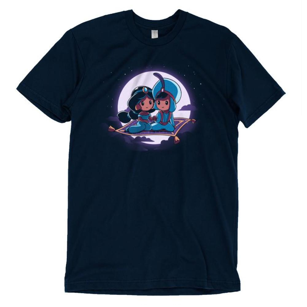 Magic Carpet Ride T-Shirt Disney TeeTurtle