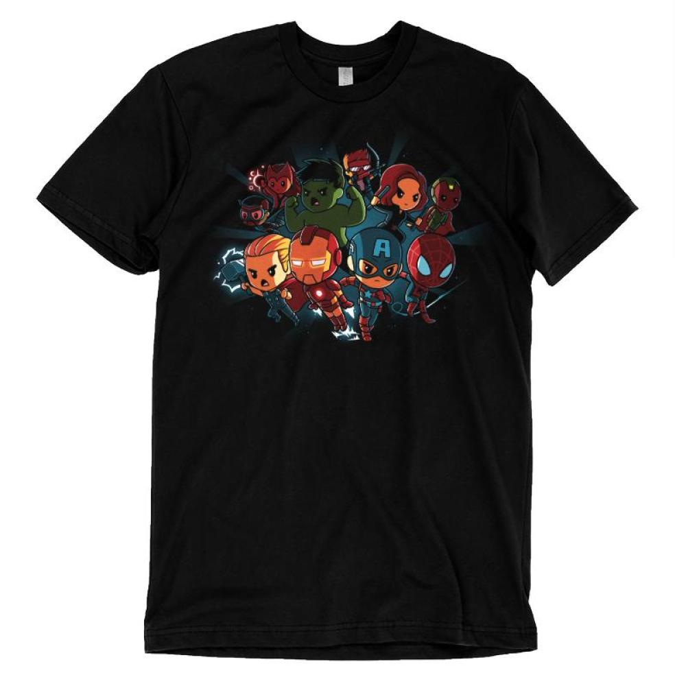 Marvel Avengers Shirt T-Shirt Marvel TeeTurtle