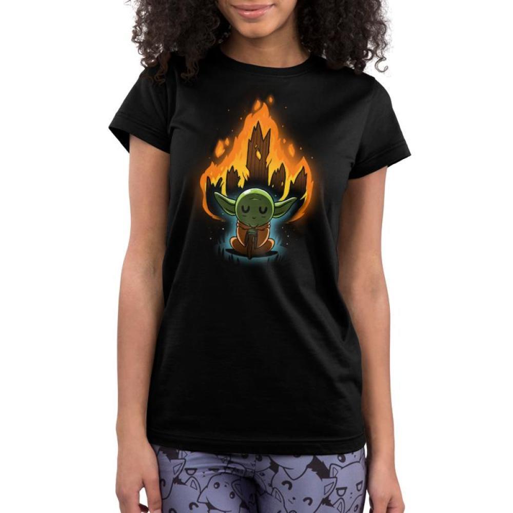 Master Yoda Juniors T-Shirt Model Star Wars TeeTurtle