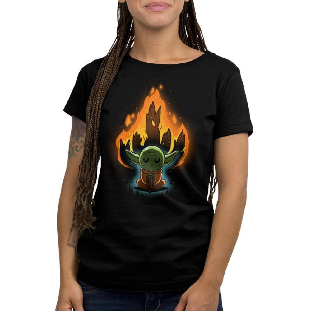 Master Yoda Women's T-Shirt Model Star Wars TeeTurtle