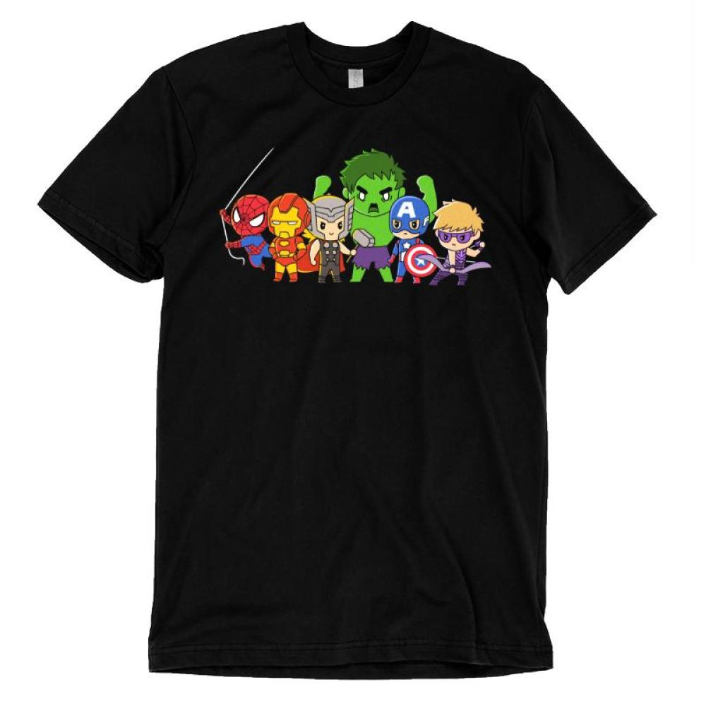 Men of Marvel Shirt T-Shirt Marvel TeeTurtle