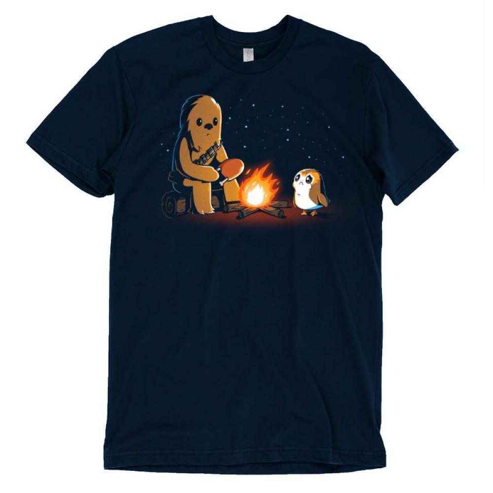 Midnight Snack T-Shirt Star Wars TeeTurtle