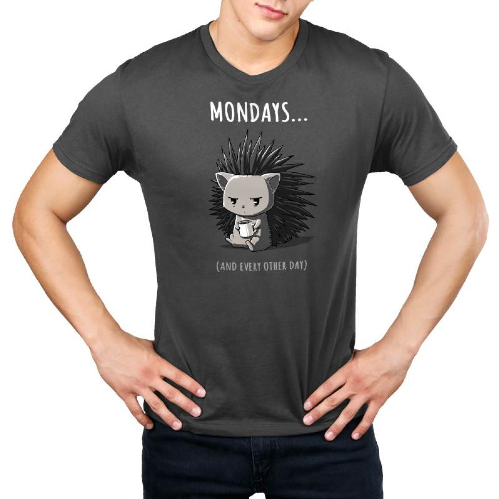 6d28354a8 Mondays... | Funny, cute & nerdy shirts - TeeTurtle