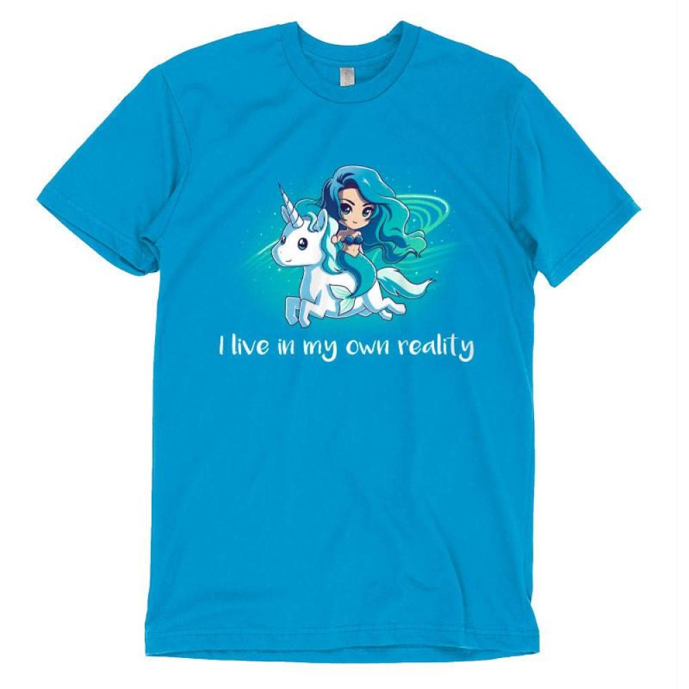My Reality t-shirt TeeTurtle