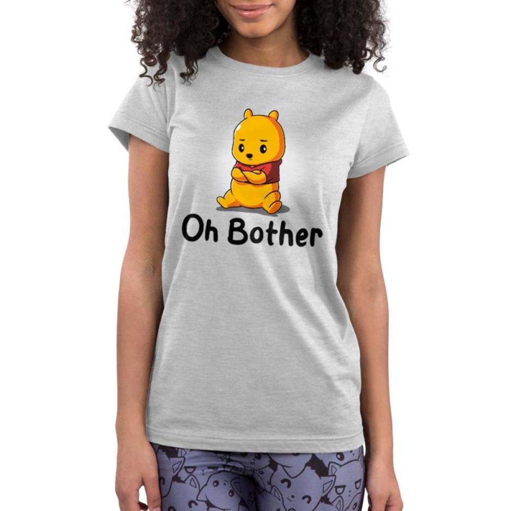 dc493ae2 Winnie the Pooh Oh, Bother T-Shirt | Official Disney Tee - TeeTurtle