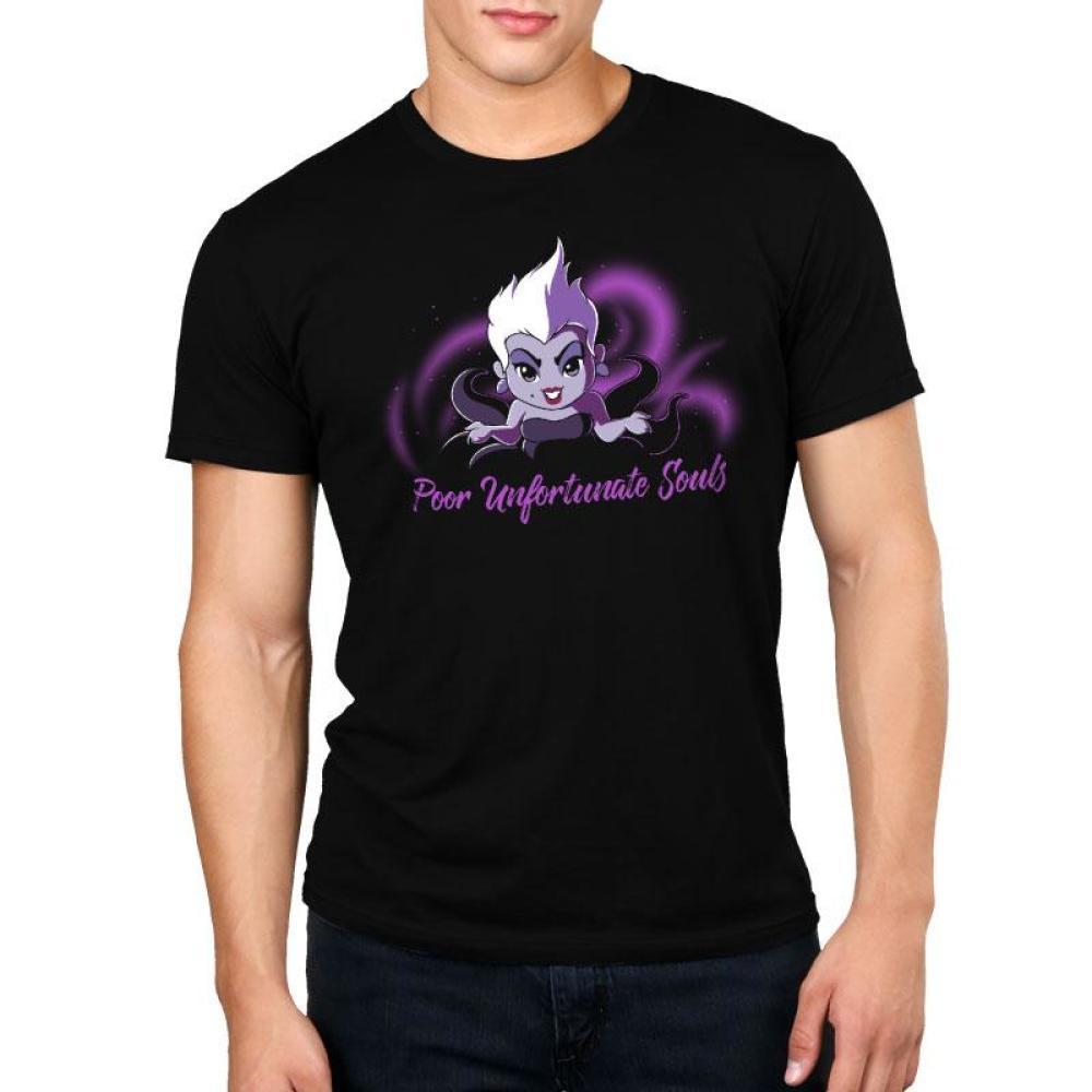 Poor Unfortunate Souls Standard T-Shirt Model The Little Mermaid TeeTurtle