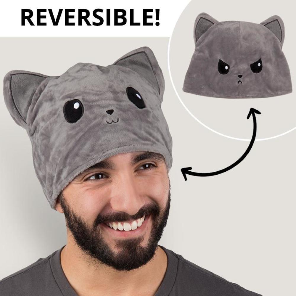 Reversible Cat Hat TeeTurtle