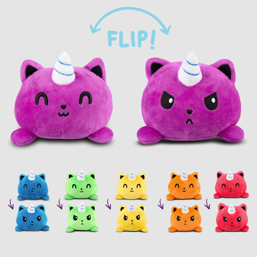 Reversible Kittencorn Mini Plushie TeeTurtle