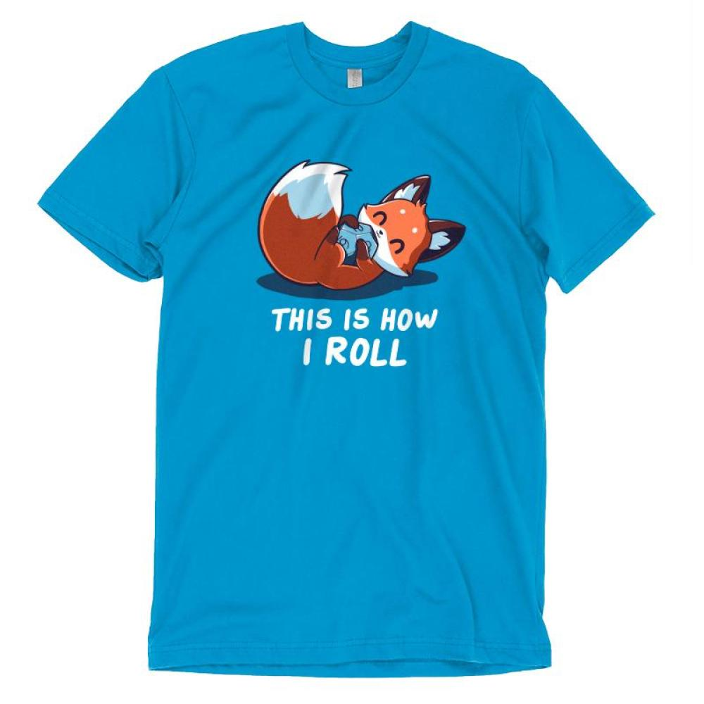 Roll the Dice T-Shirt TeeTurtle