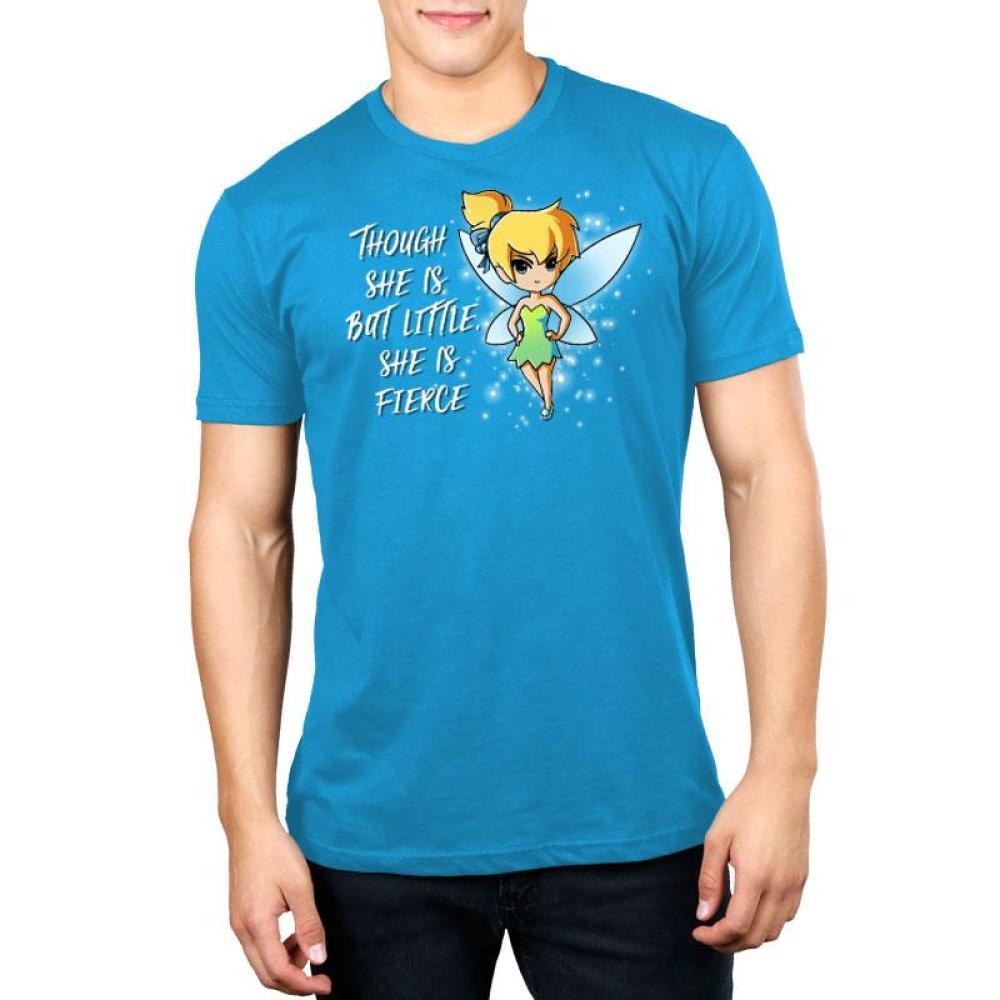 She is Fierce Standard T-Shirt Model Disney TeeTurtle