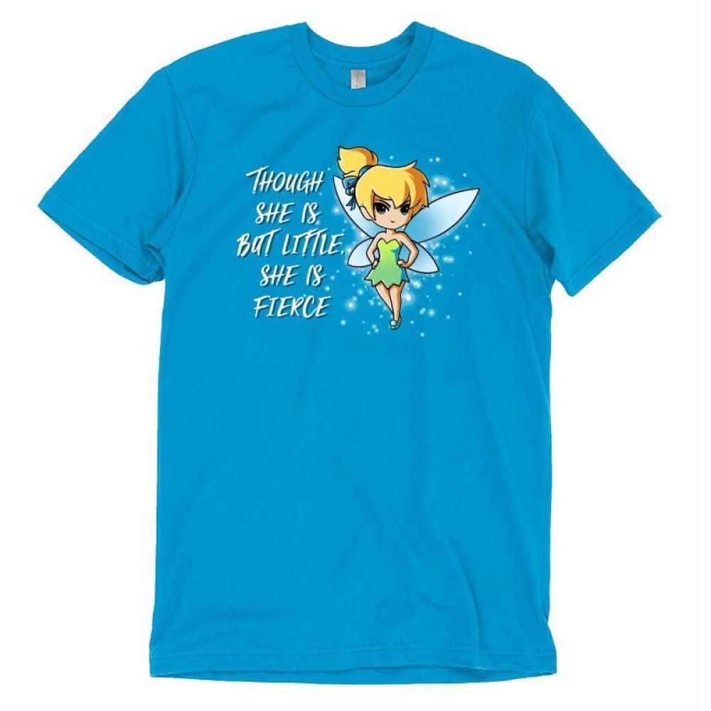 She is Fierce T-Shirt Disney TeeTurtle