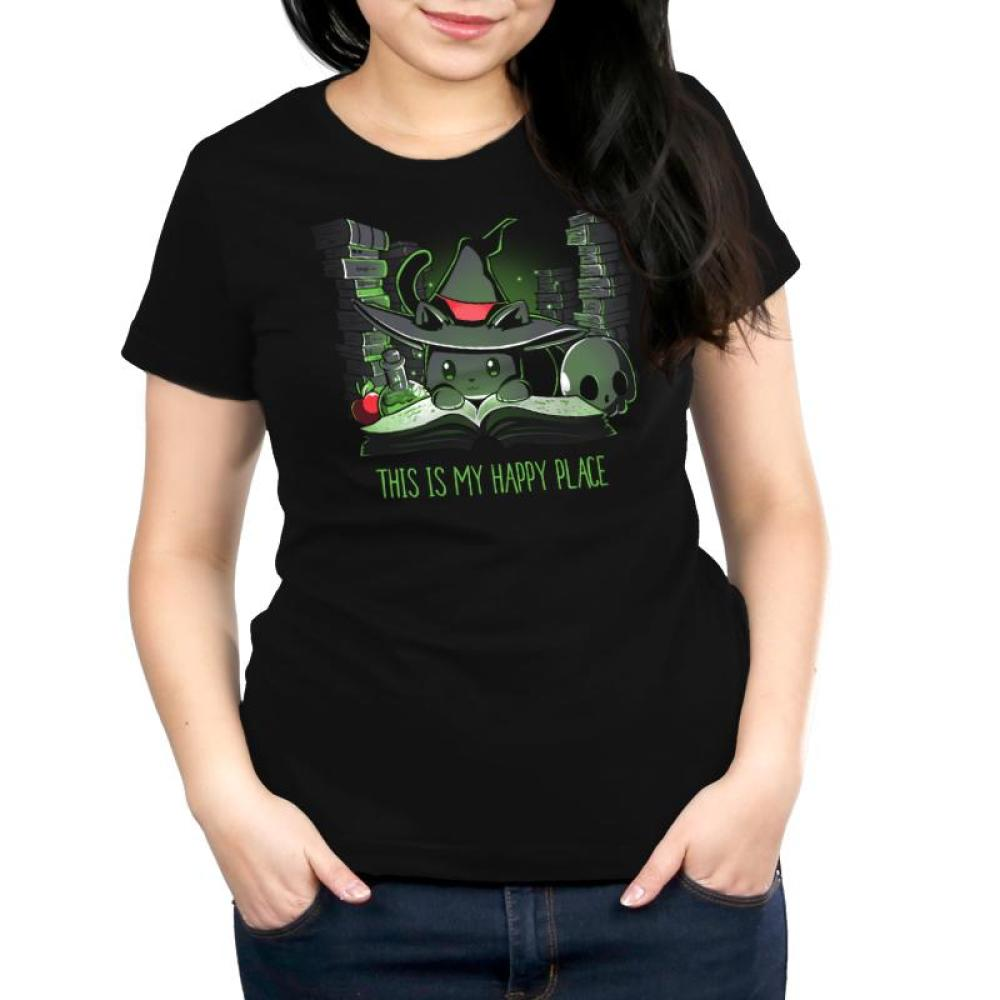 Spellbound Women's Relaxed Fit T-Shirt Model TeeTurtle
