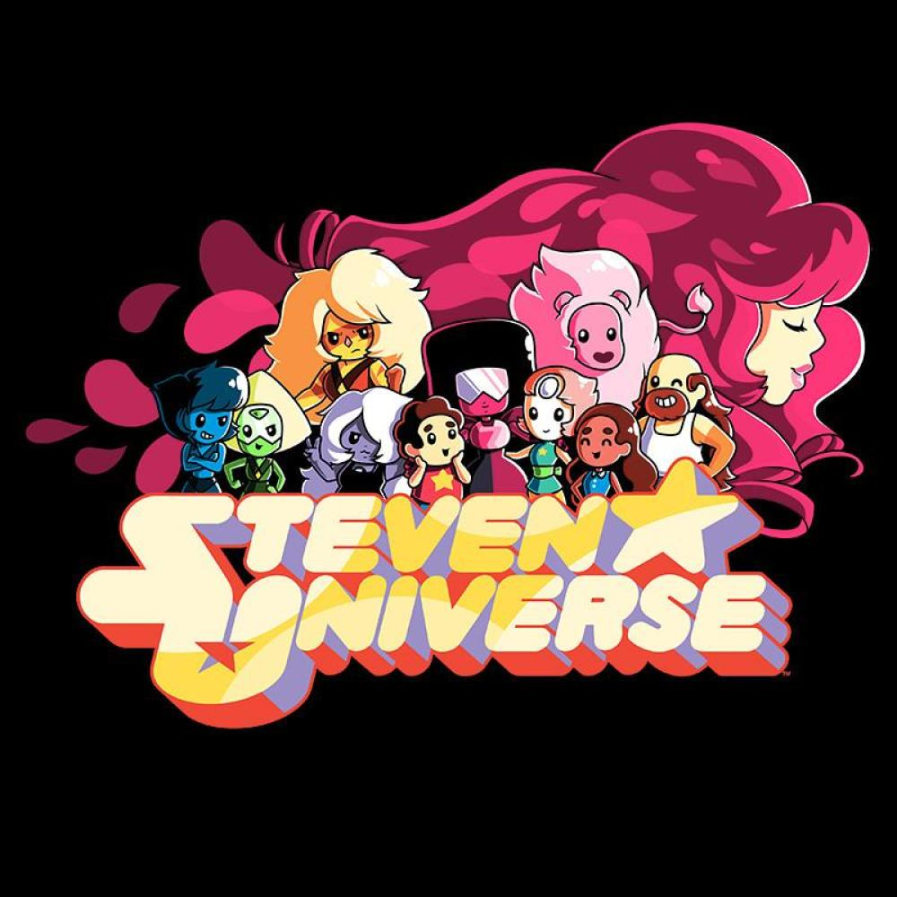 Steven Universe Shirt T-Shirt Steven Universe TeeTurtle
