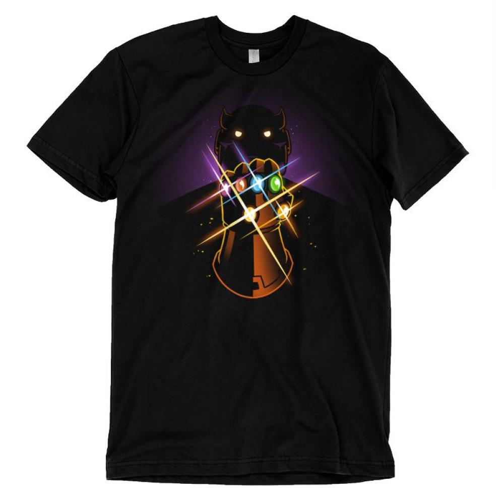The Infinity Gauntlet T-Shirt Marvel TeeTurtle