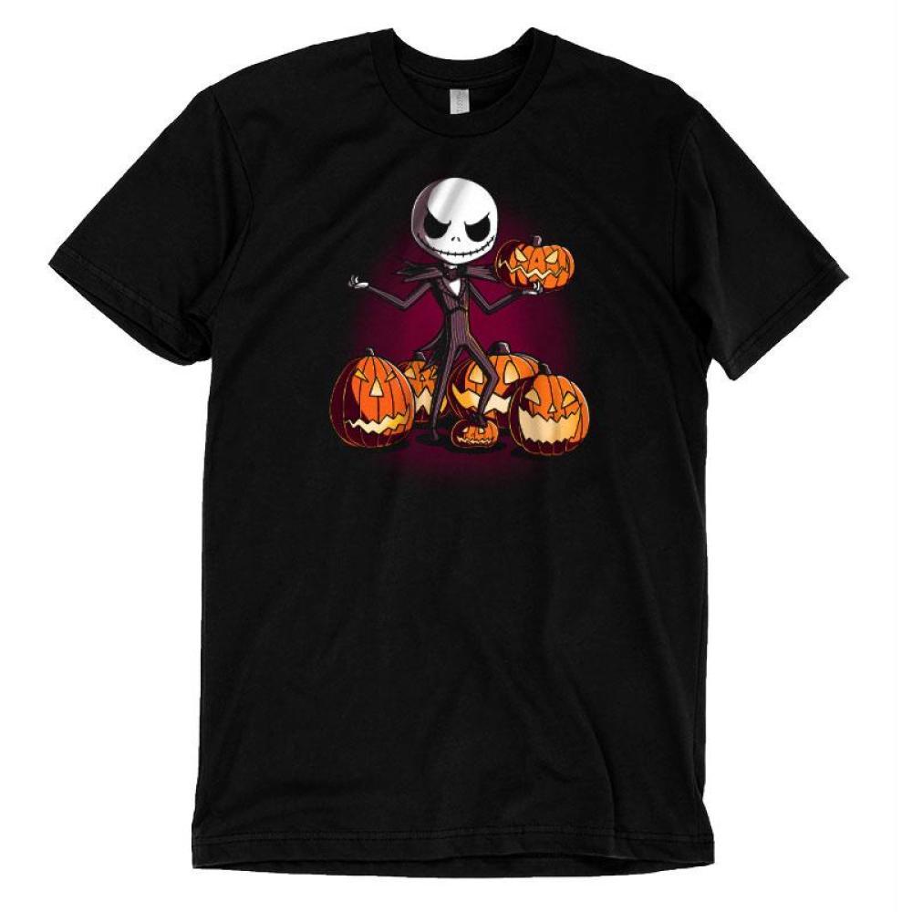 The Pumpkin King T-Shirt The Nightmare Before Christmas TeeTurtle