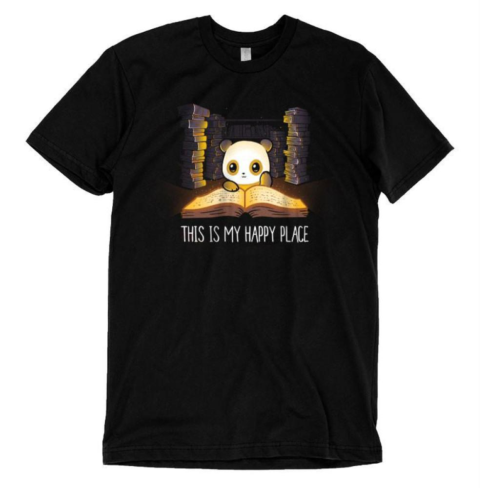 My Happy Place T-Shirt TeeTurtle