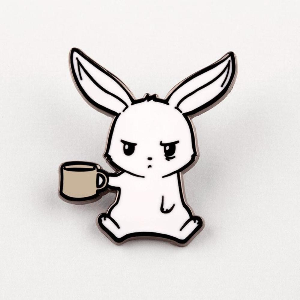 Too Early Pin TeeTurtle