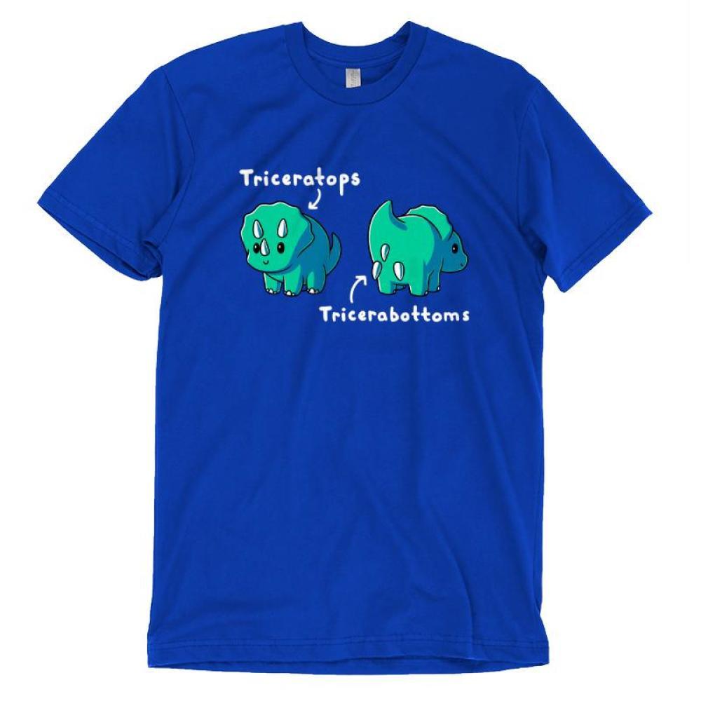 Triceratops T-Shirt TeeTurtle