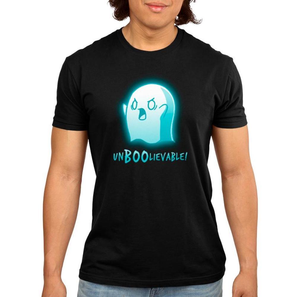Un-Boo-Lievable Men's T-Shirt Model TeeTurtle