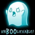 Un-Boo-Lievable T-Shirt TeeTurtle
