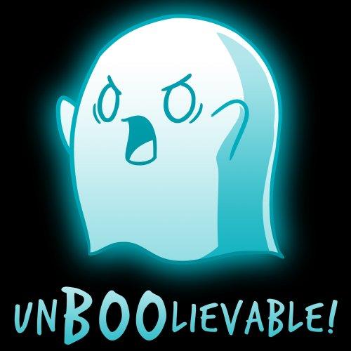 060520d5 Un-Boo-Lievable T-Shirt TeeTurtle