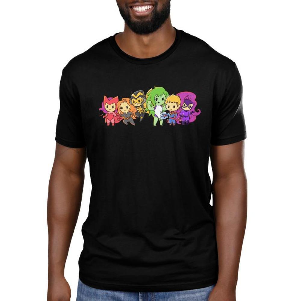 Women of Marvel Shirt Standard T-Shirt Model Marvel TeeTurtle
