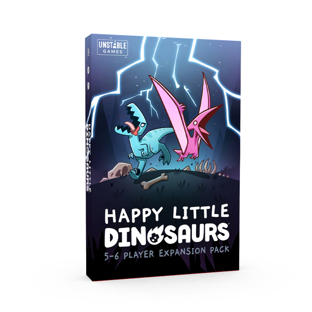 Happy Little Dinosaurs Expansion Pack