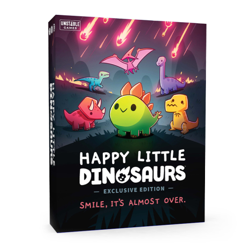 Happy Little Dinosaurs Exclusive Edition