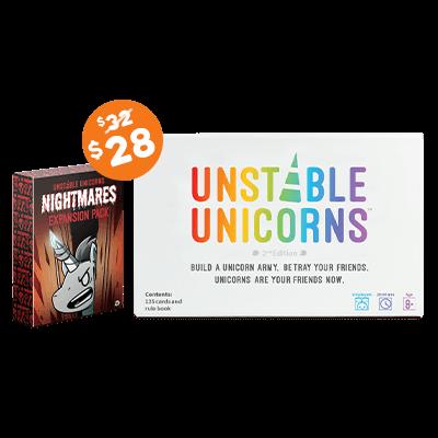 Unstable_Unicorns Bundle